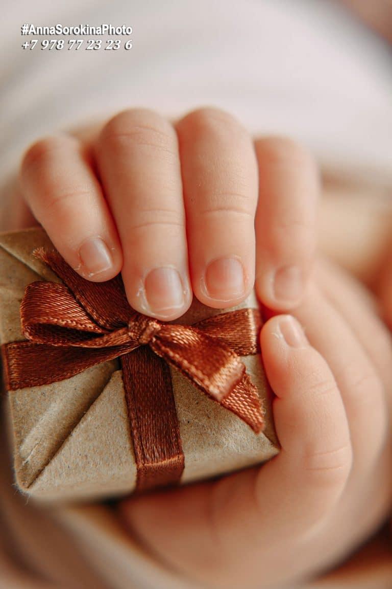 Фотограф новорожденных и беременности Анна Сорокина