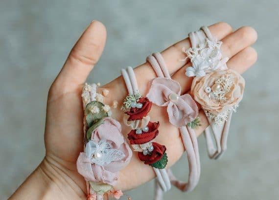 повязочки для новорожденных
